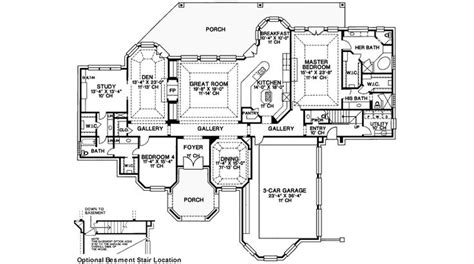 his and her bathroom floor plans his and her bath home plans pinterest