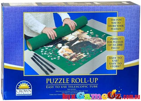 Jigsaw Puzzle Roll Up Mat Australia by Jigsaw Puzzle Storage Roll Up 2000 Pieces