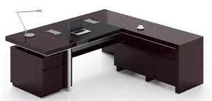 executive modern desk professional office desk sleek modern desk executive