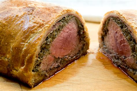 christmas roast recipes classic beef wellington chow com
