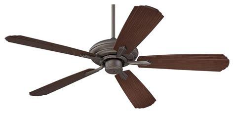craftsman ceiling fans 52 quot la piazza golden nickel outdoor ceiling fan
