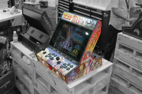 Arcade In A Box Retro Console With Media Center Pc by Playcade Will Turn Your Console Into Tabletop Retro