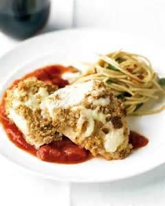 chicken or veal parmigiana recipe martha stewart light chicken parmesan recipe martha stewart