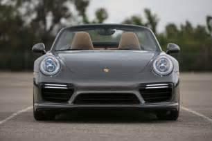 Porsche 911 Cabriolet 2017 Porsche 911 Turbo Cabriolet Test The Ultimate
