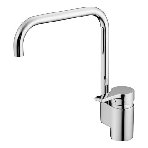 kitchen sink mixer ideal standard active single lever high spout kitchen sink