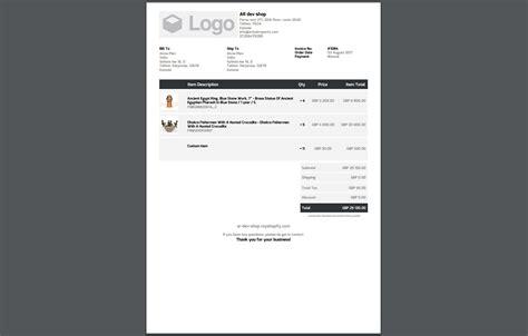 printout designer invoices packing slips  labels