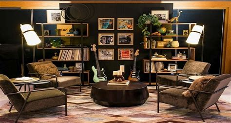 the listening room specialty home furnisher crate and barrel announces the listening room