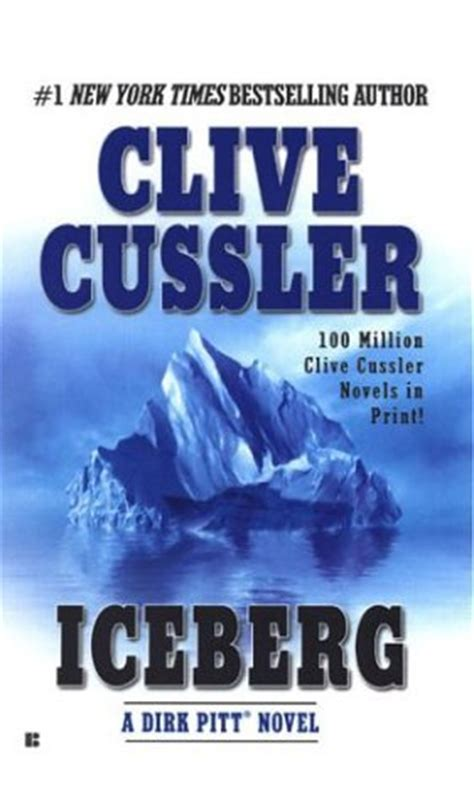 iceberg dirk pitt 3 by clive cussler