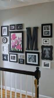 25 best ideas about picture frame walls on