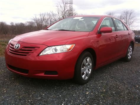 Toyota Camry 2007 Used For Sale Used 2007 Toyota Camry Le Sedan 12 390 00