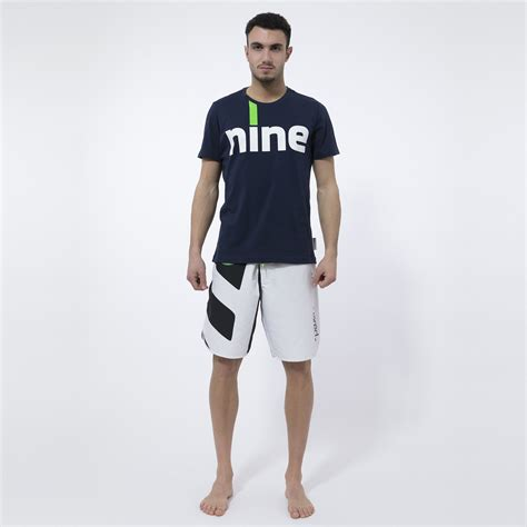 T Shirt Nine t shirt ninesquared quot be nine quot uomo hobby volley