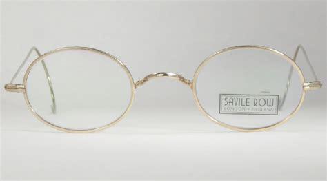 Frame Bridge Glasses optometrist attic s r gold oval saddle bridge eyeglasses