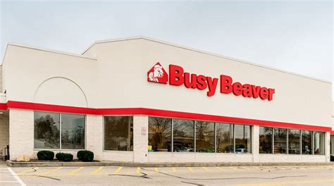 busy beaver to open five home improvement centers in 2018