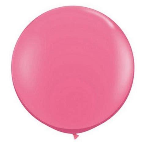 Large Pink Balloon big balloon 36 quot 3ft 1m pink qualatex uk balloons pretty shop