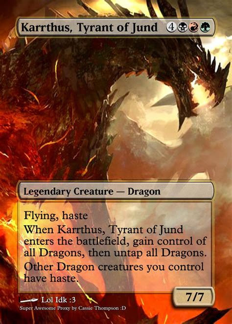 Best Way To Proxy Magic Cards