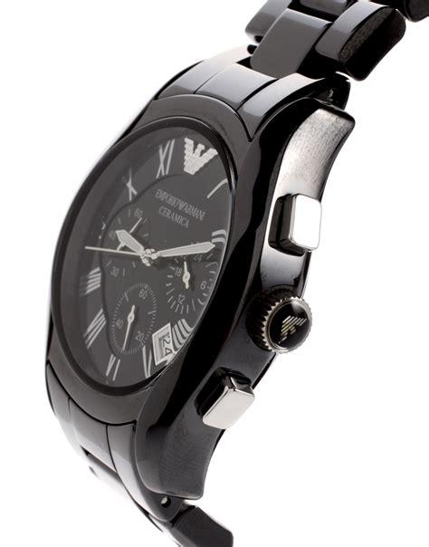 Gc Ceramic Chronograph 4cm 2 emporio armani ceramica black ceramic chronograph ar1400