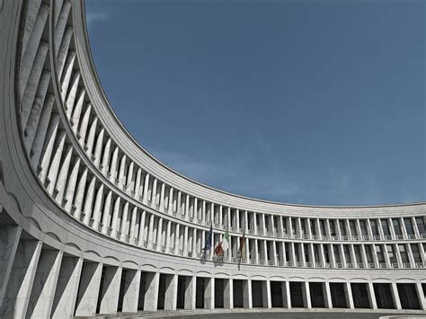 sede inps roma eur wilmer e dintorni architettura fascista