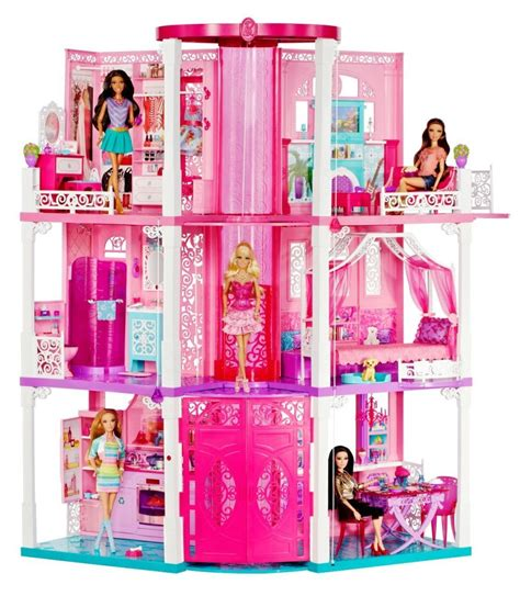 dream barbie doll house top 10 fabulous best dollhouses for girls