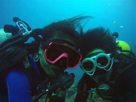 foto di dive minions diver foto di dive new world pingtung