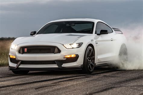 Ford Mustang Shelby Gt350 by 2016 2018 Ford Mustang Shelby Gt350 Gt350r Hennessey