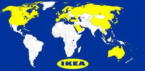 World Map Ikea by Brilliant Maps On Twitter Quot Map Of Countries With An Ikea