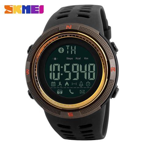 skmei smart pedometer calories clocks waterproof