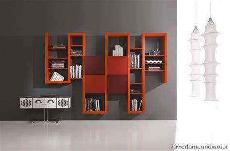 librerie sospese design libreria creative side contenitore mensole diotti a f