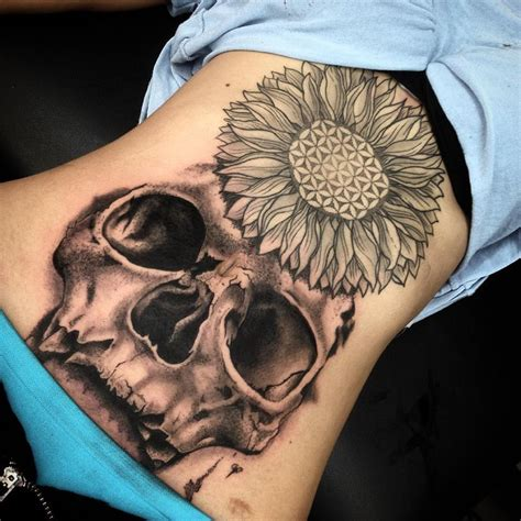 skull tattoo design ideas  women