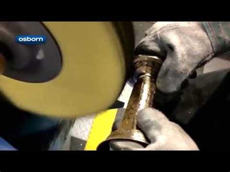 Polieren Messing by Messing Polieren Osborn Anwendungsvideo Polishing Brass