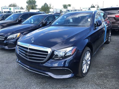 Mercedes 2019 E450 by New 2019 Mercedes E450 4matic Wagon For Sale 90311