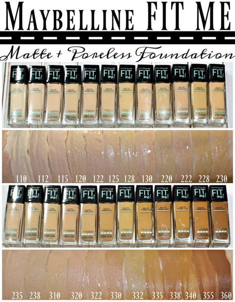 Maybelline Fit Me maybelline 174 fit me 174 matte poreless foundation powder