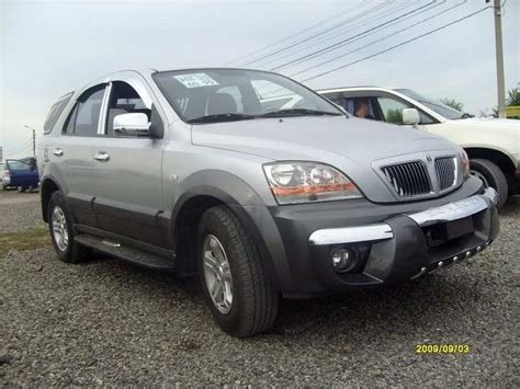 electric and cars manual 2006 kia sorento auto manual 2006 kia sorento images 2500cc diesel automatic for sale