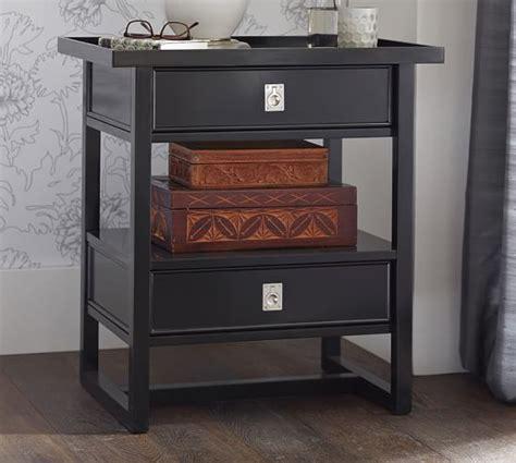 dresser and bedside table sets gannon dresser bedside tables set pottery barn