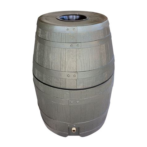 45 gal whiskey barrel thd 45rb the home depot