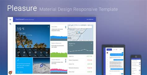 templates blogger material design best material design wordpress themes collection april
