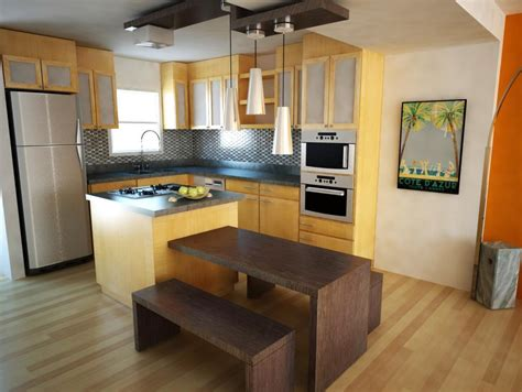 Simple Kitchen Ideas For Small Spaces by Small Kitchen Design Ideas Hgtv