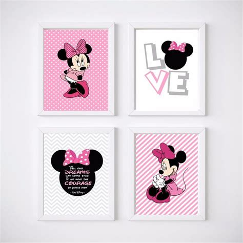25 best minnie mouse room decor ideas on