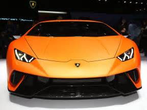Best Lamborghini Car Geneva Motor Show 2017 Highlights Pictures Business Insider