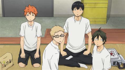 anoboy haikyuu season 2 frozen layer anime haikyuu second season ハイキュー