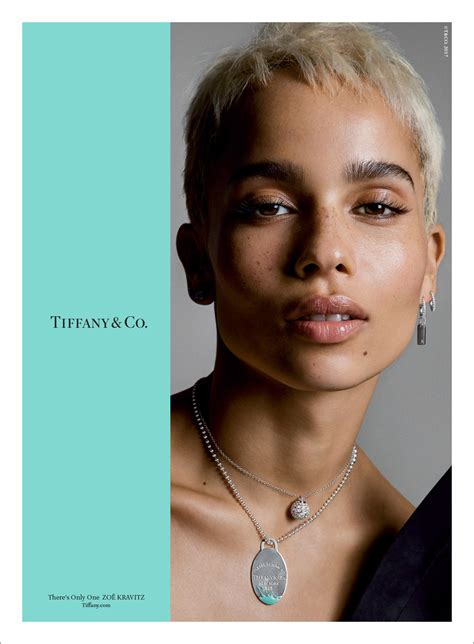zoe kravitz tiffany jewelry zo 203 kravitz new ysl beauty ambassador beauty and the dirt