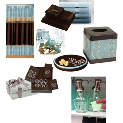 brown and teal bathroom decor 17 images about bathroom redecorating on pinterest