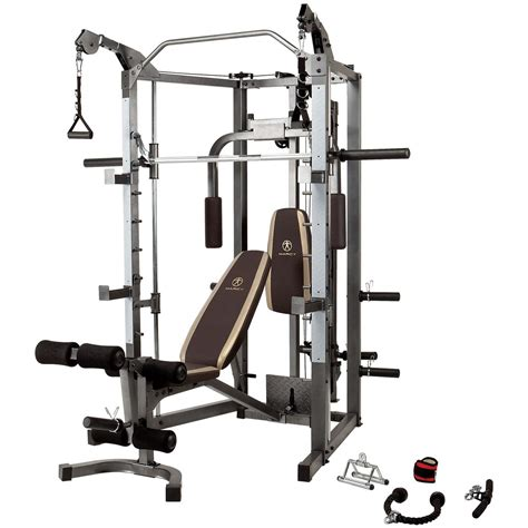 Alat Fitness Smith Machine marcy combo smith machine 213311 at sportsman s guide