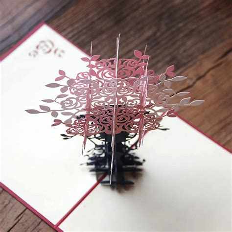 latest mother s day cards handmade cards for mother happy mother s day flowerpot with flower kirigami 3d pop up laser cut