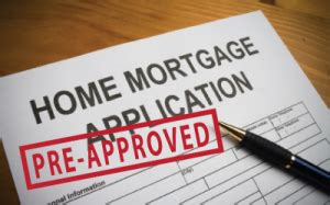 pre approved home loan the finer elements of a pre approval your mortgage