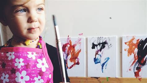 free painting for 4 year olds calgary artist cosette swart 4 raising thousands for