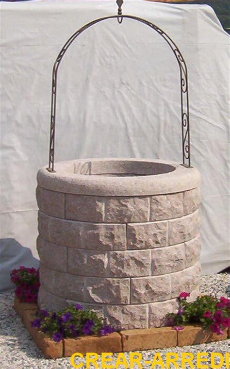 pozzi in pietra da giardino pozzi da giardino in pietra elementi in pietra antichi