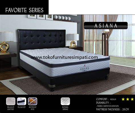 Cardin Etienne 200 X 200 Set cardin asiana ion 26 cm toko kasur bed murah simpati furniture