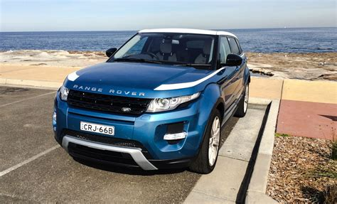 evoque land rover 2014 2014 range rover evoque review caradvice