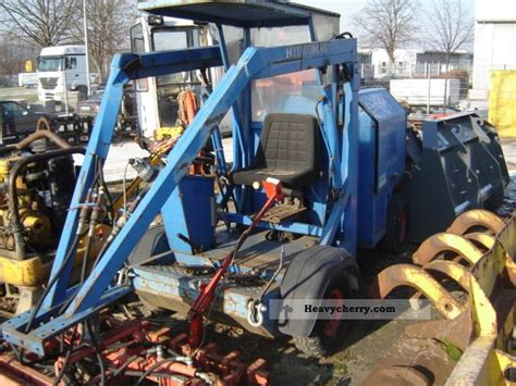 Mobil Truck Engineering 777 52 Mobil Digger hydromak type vario 2000 1990 other construction vehicles