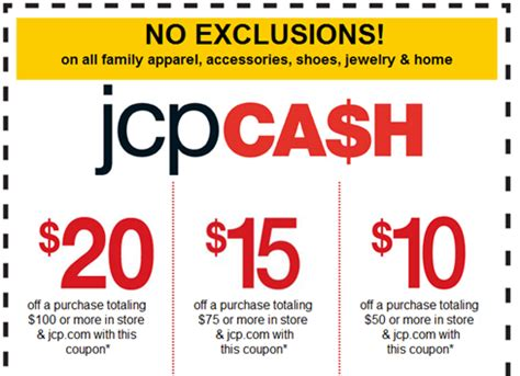 current jcpenney printable coupons latest jcpenney printable coupons 2012